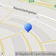 Karta Compuls Norrköping, Sverige