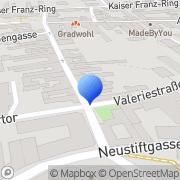 Karte Antiquitäten Tischler - Werner Kral Baden, Österreich