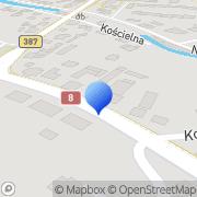 Map Stanek Henryk. Budownictwo Malá Čermná, Czech Republic