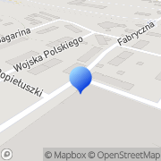 Map Krakor SC Malá Čermná, Czech Republic