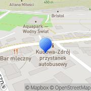 Map Pyka Jolanta. Art. spożywcze Malá Čermná, Czech Republic