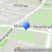 Karte AME International Wien, Österreich