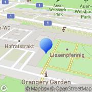 Karte Institut f Papierrestaurierung Wien, Österreich