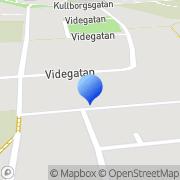 Karta Lopa Teknik Söderköping, Sverige