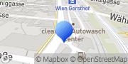 Map Café Mocca Vienna, Austria