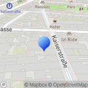 Karte Gandler Julieta - TCM Beratung u. Mentaltraining Wien, Österreich