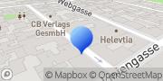 Karte Heinzl Glasbau GmbH Wien, Österreich