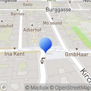 Karte Dr. Volker NEUBAUER Wien, Österreich