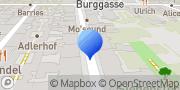 Karte MOTMOT Shop Wien, Österreich