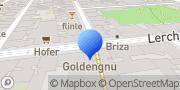 Karte Galerie Kandinsky - Verein für Kommunikation, Kultur und Kunst Wien, Österreich