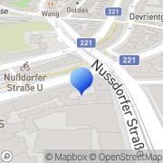 Karte L & V Mlynek Wien, Österreich