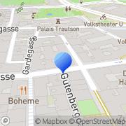 Karte Fuentes Sladjana Mag. Wien, Österreich