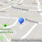 Karte BODYCARE SPEKTRUM Wien, Österreich
