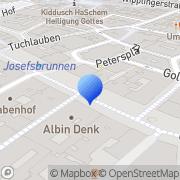 Karte CXC Simulations Wien, Österreich