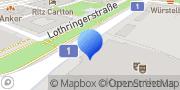 Karte Wiener Konzerthaus Wien, Österreich