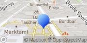 Karte Sandras Salon in der Einfahrt Wien, Österreich