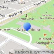 Karte Sound of Vienna Konzertveranstaltungs Wien, Österreich