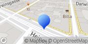 Karte Coaching & Psychotherapie Hans Christian Jurceka Wien, Österreich