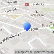 Map Ochotnicza Straż Pożarna Cíhalka, Czech Republic