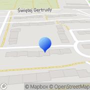 Mapa 3D Projekt Darłowo, Polska