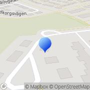 Karta M.Edvardssons Bygg O Fastighetsservice Västerås, Sverige