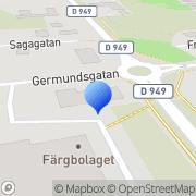 Karta Biltrim, Firma Torshälla, Sverige