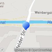 Karte SEWA Chemie GmbH Gerasdorf bei Wien, Österreich