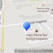Karta Mentens AB Västerås, Sverige