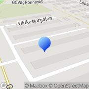 Karta Project Consulting Arne Klang Västerås, Sverige