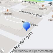 Karta Happy Business Sweden AB Eskilstuna, Sverige