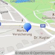 Karte DKOB Eisenstadt, Österreich