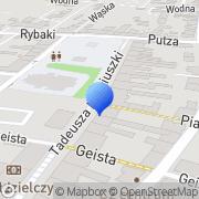 Mapa Goplana Czarnków, Polska