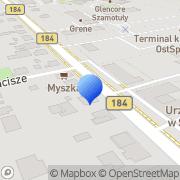 Mapa Murbet Szamotuły, Polska