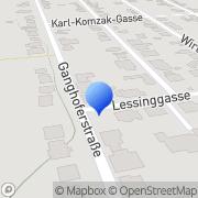 Karte Angelus Steinmetzmeister GmbH Strasshof an der Nordbahn, Österreich