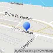 Karta Remius, Ulf Västervik, Sverige