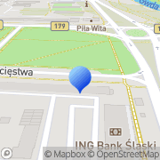 Mapa Music-Sax Piła, Polska