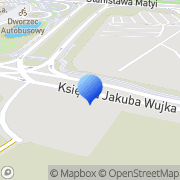 Mapa Par-Plus Poznań, Polska