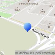 Mapa Pierrot. Sp. z o.o. Poznań, Polska