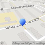 Mapa Smolich Marcin, inż. Geodezja Śrem, Polska