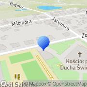 Mapa Dekor-Styl Poznań, Polska