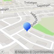 Karta Dixon Translations Nyköping, Sverige