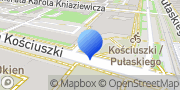 Mapa Zagocka Ewa Pracownia Andrologiczna Wrocław, Polska
