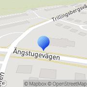 Karta Tempo Humlan Nyköping, Sverige