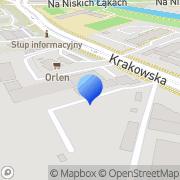 Mapa A.S.M. Inwestycje Sp. z o.o. Wrocław, Polska
