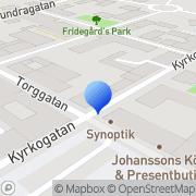 Karta Phone House Enköping, Sverige
