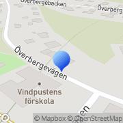 Karta HP Marktjänst Hudiksvall, Sverige