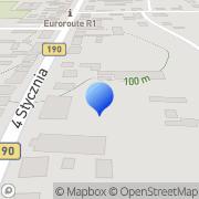 Mapa Pilarczyk Eugeniusz. AGD Białośliwie, Polska