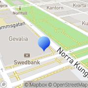 Karta Nosu International AB Gävle, Sverige