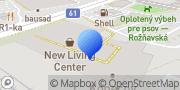 Map OBI predajňa Bratislava Bratislava, Slovakia