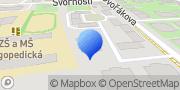 Map Daniel Řezníček, M.A. - online marketing Olomouc Olomouc, Czech Republic